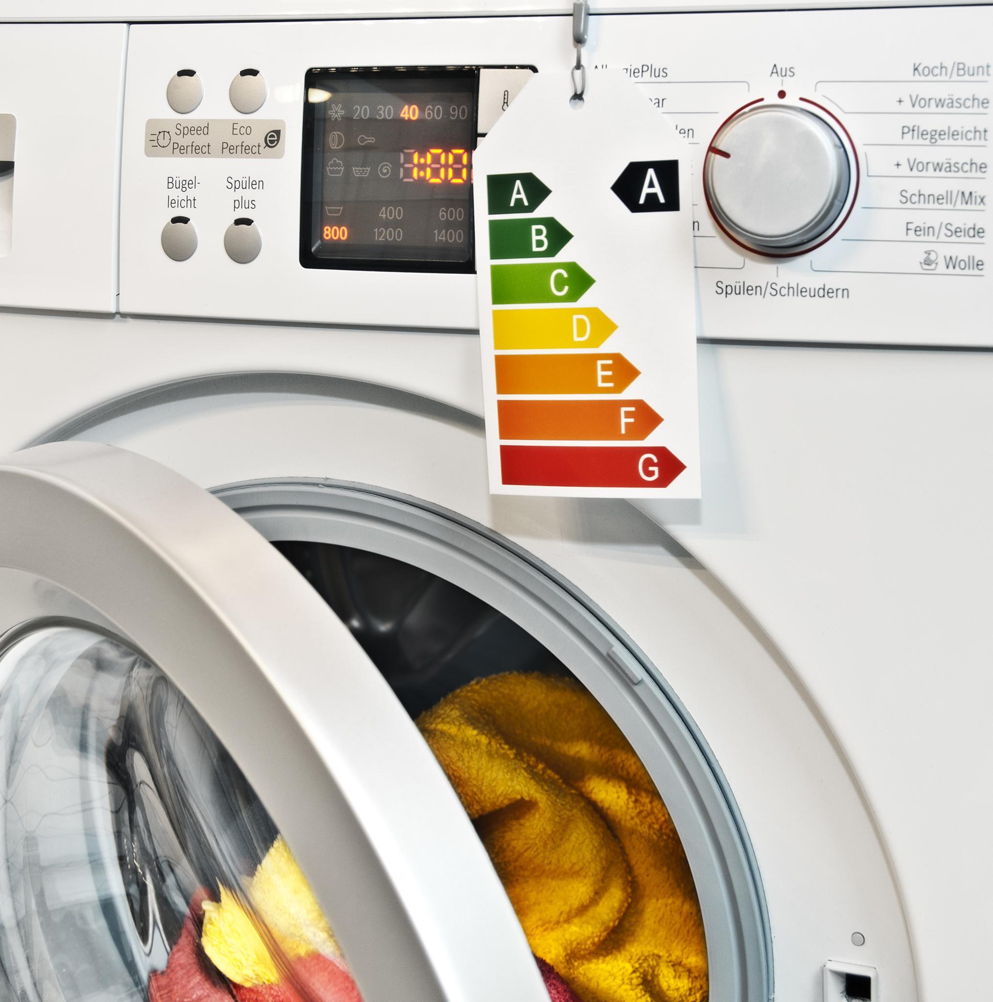 Полезные функции современных стиральных машин