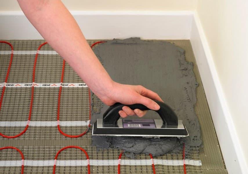 Как выбрать теплый пол под плитку: какой лучше выбрать теплый пол, советы и рекомендации
