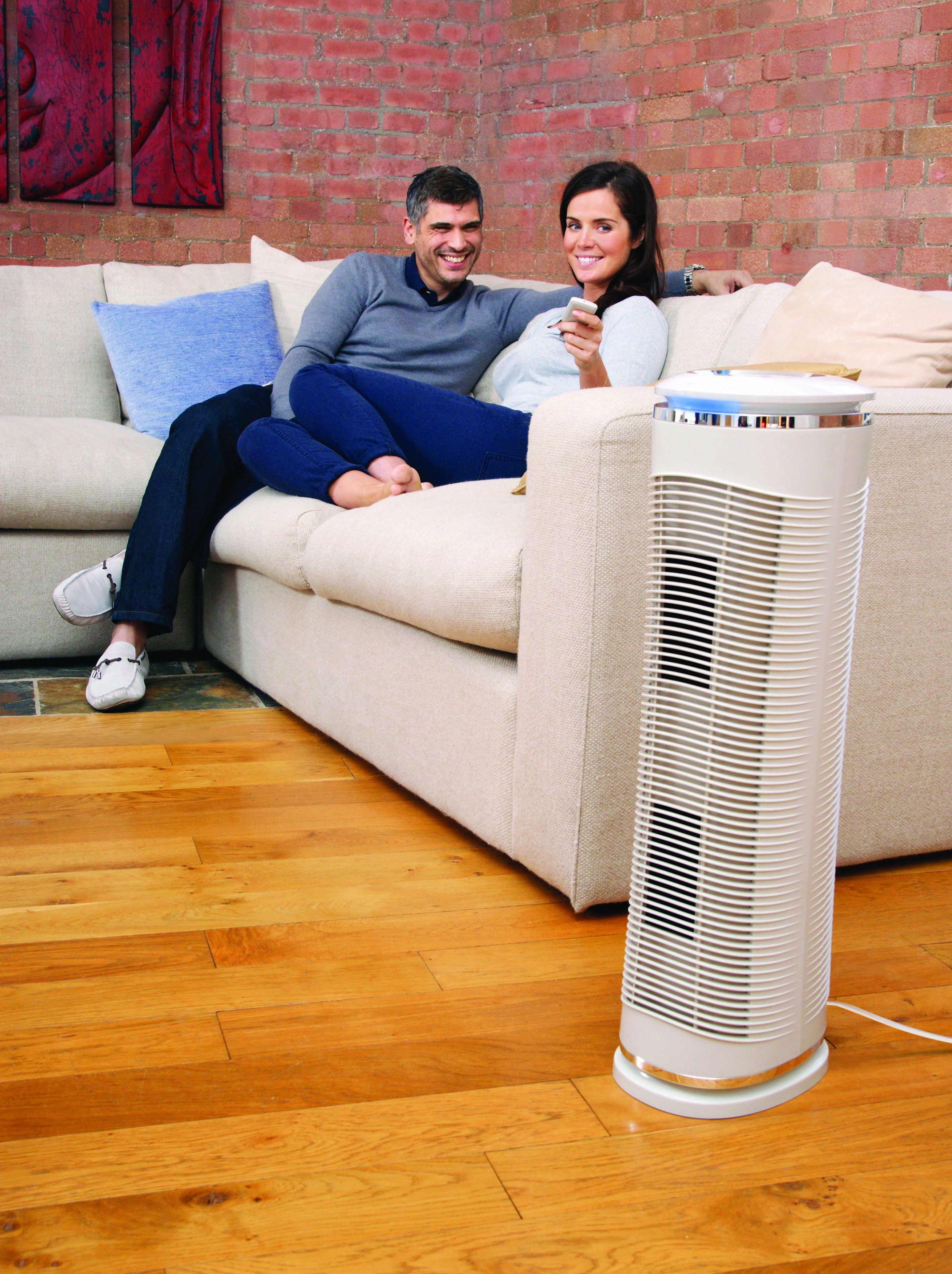 Очистка воздуха в квартире: что выбрать