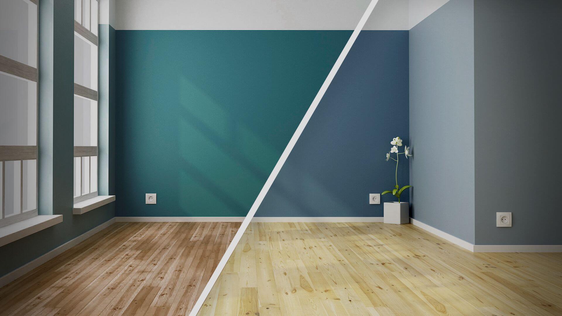 Как выбрать краску для стен в квартире? какая лучше для покраски валиком, как подобрать цвет обоев в комнату ребенка