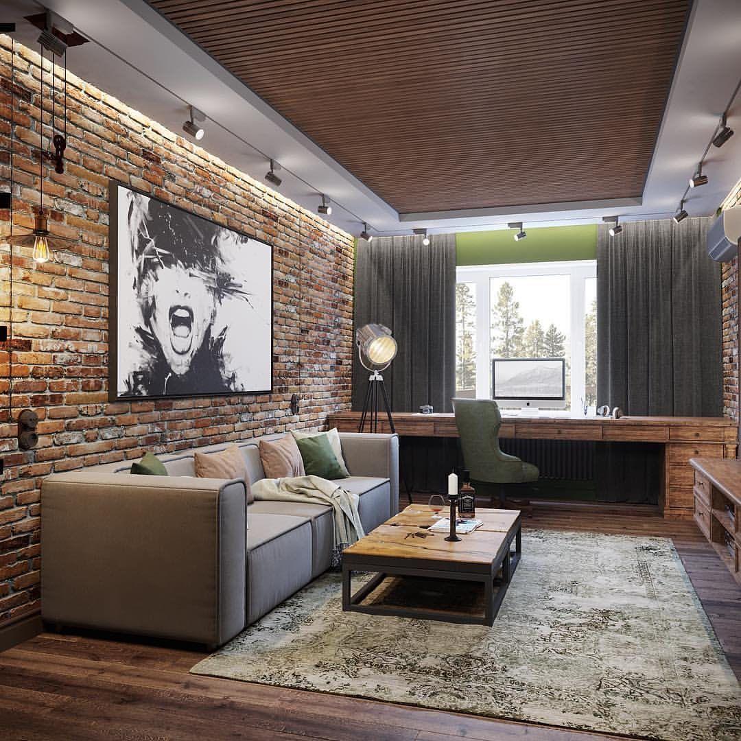 Мебель в стиле лофт: 125 фото размещения и идей оформления