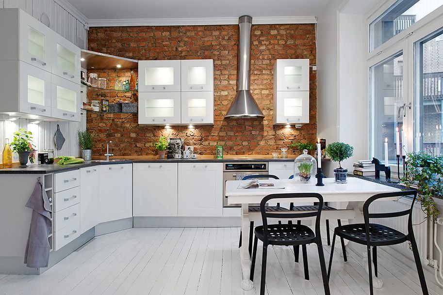 Декор стен кухни – 12 супер-идей