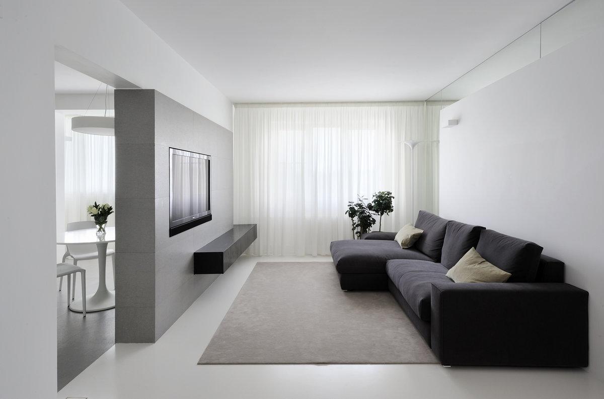 Создаем современный интерьер в стиле минимализм