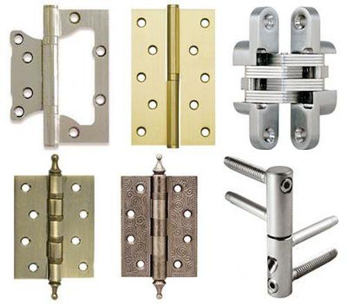 Как разобраться в многообразии видов дверных петель. дверные навесы – виды и цена