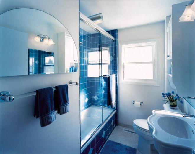 Интерьер маленькой ванной комнаты - уникальные фото идеи, советы по оформлению