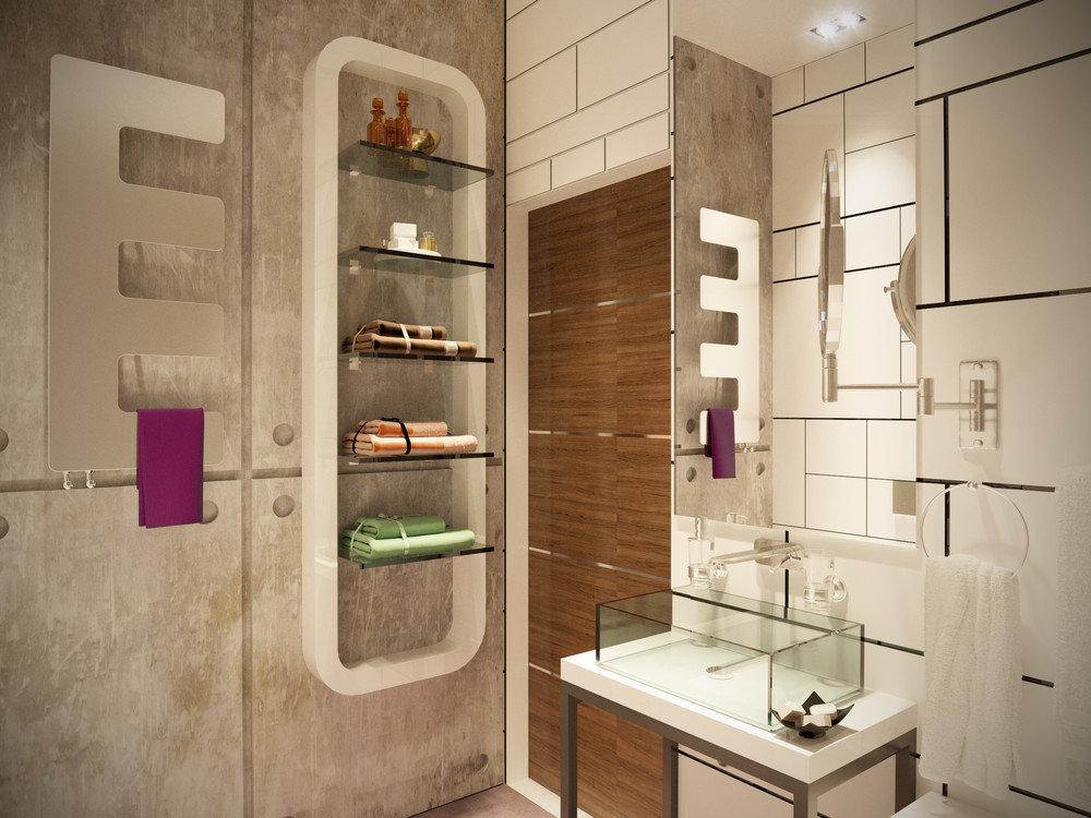 Дизайн ванной комнаты - идеи обустройства и лучшие варианты оформления (120 фото)