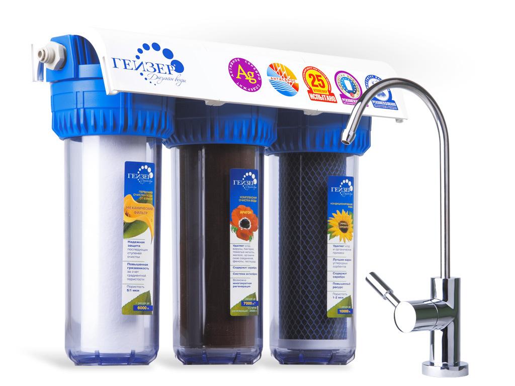 Какой фильтр для воды под мойку лучше?