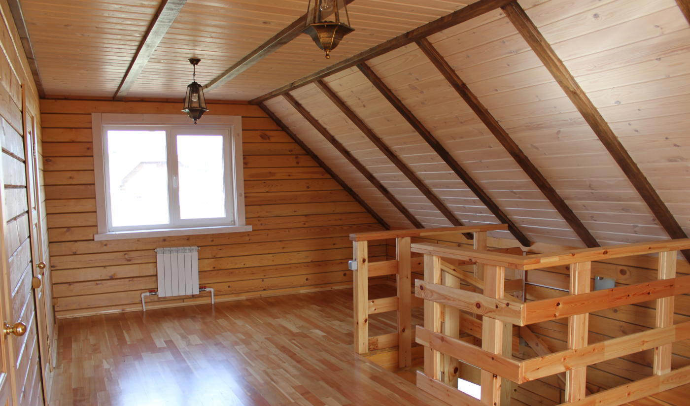 Чем сделать отделку потолка в деревянном доме – обзор материалов и способов отделки