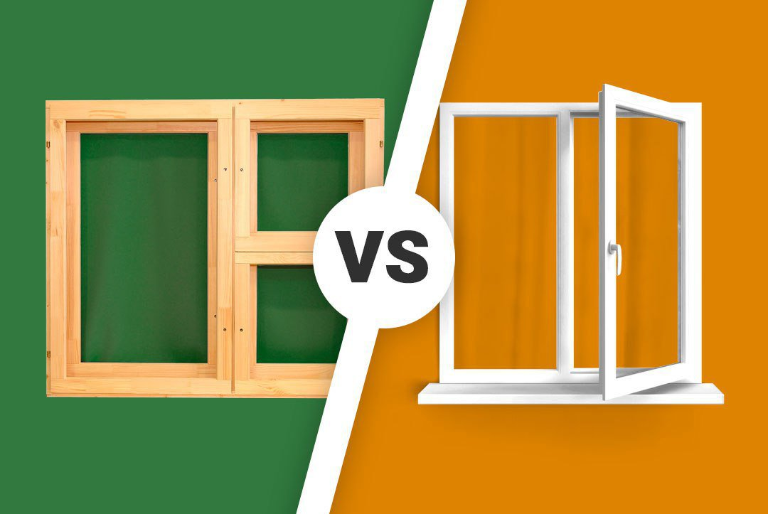 Какие окна лучше выбрать: деревянные или пластиковые