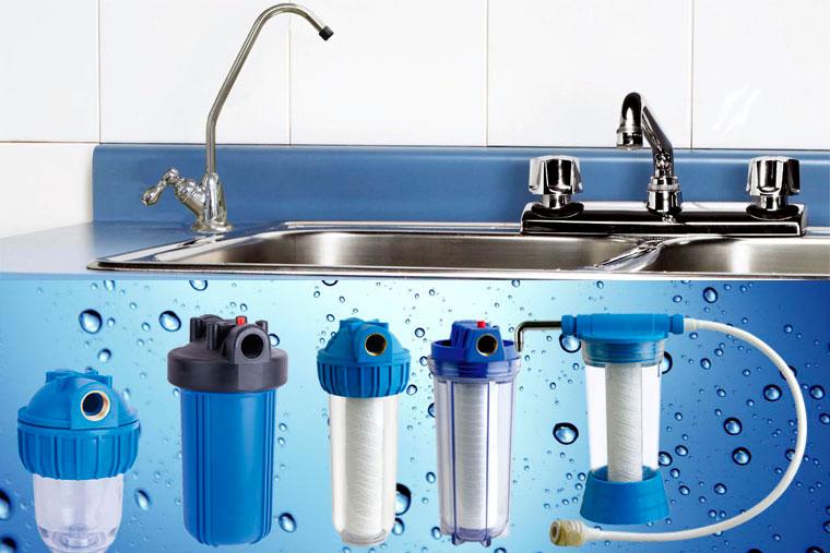 Какие бывают фильтры для очистки воды в квартире и как выбрать подходящий