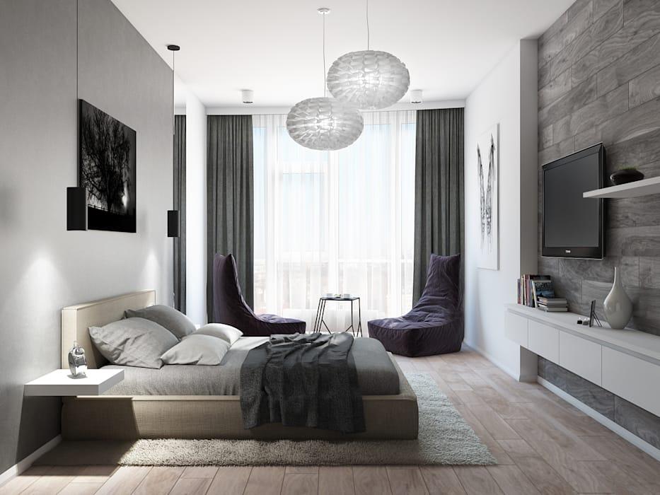 Спальня в стиле минимализм: фото в интерьере и особенности дизайна