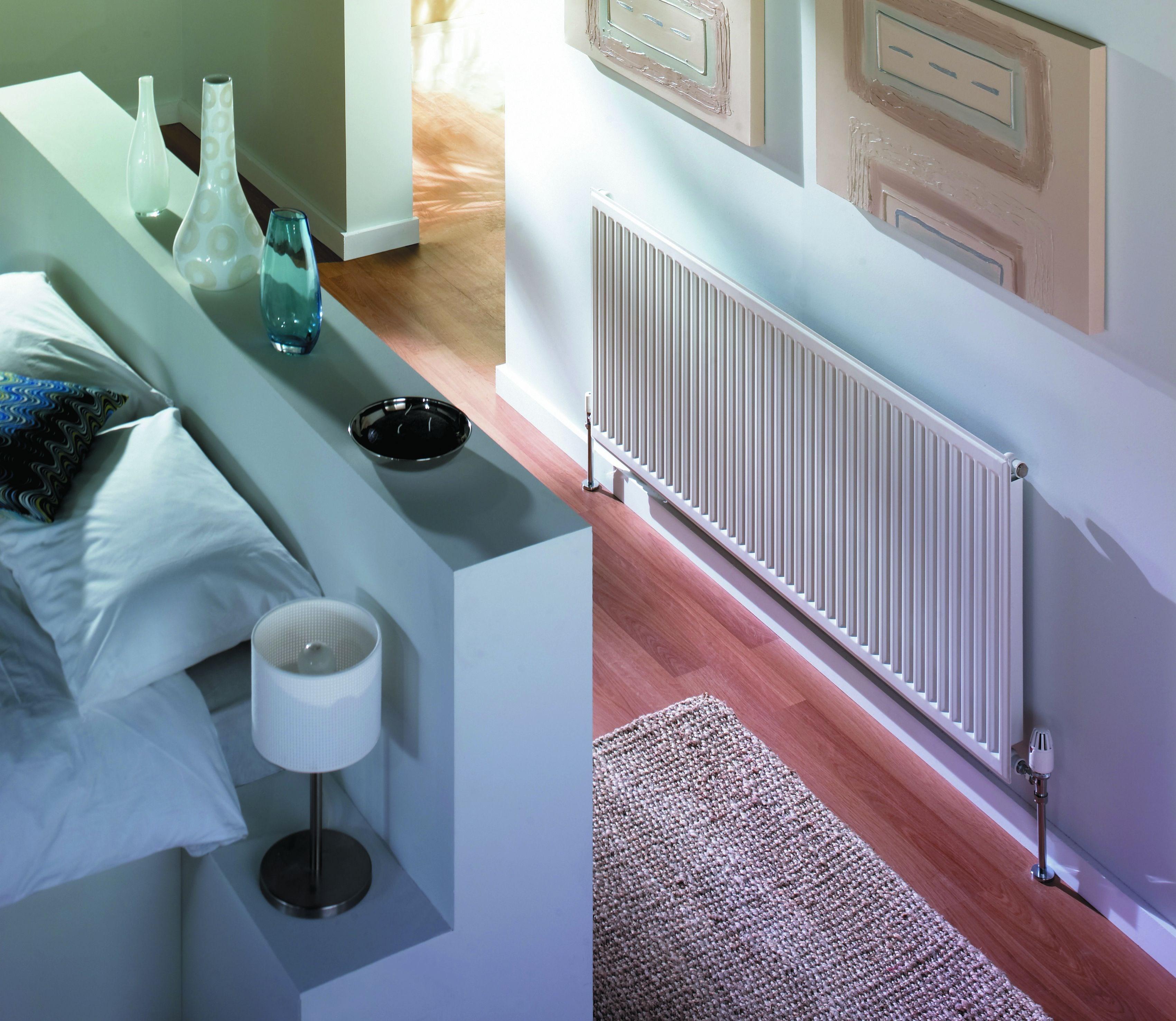 Панельные радиаторы отопления: описание, расчет, установка