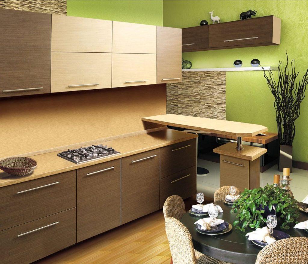 Дизайн кухни в квартире. популярные стили оформления