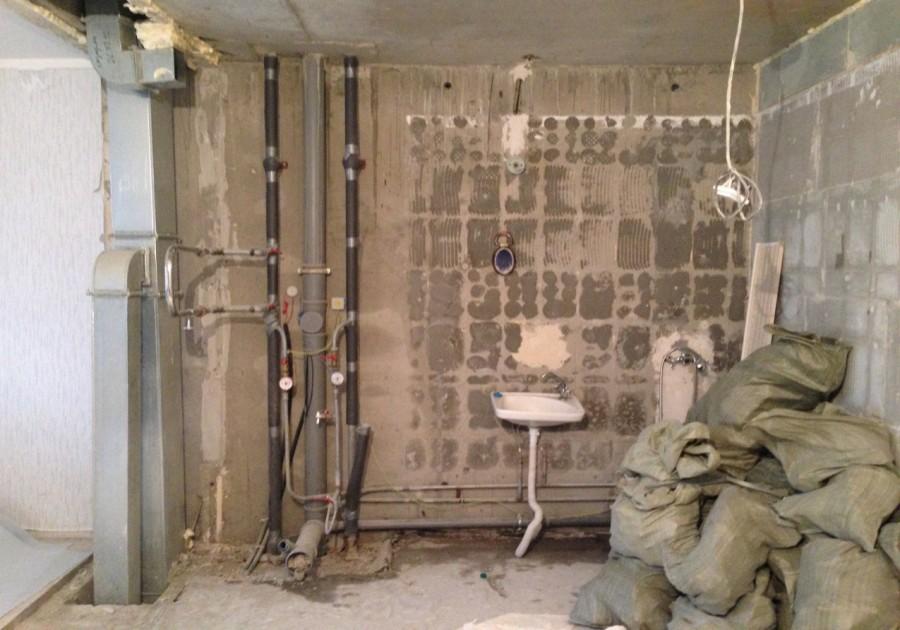 С чего начать ремонт в ванной и правильная последовательность работ