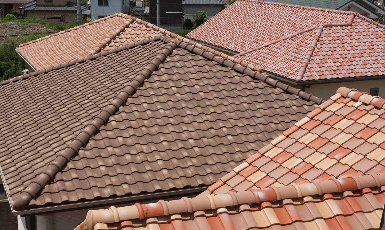Кровельные материалы: современные виды покрытий для крыши