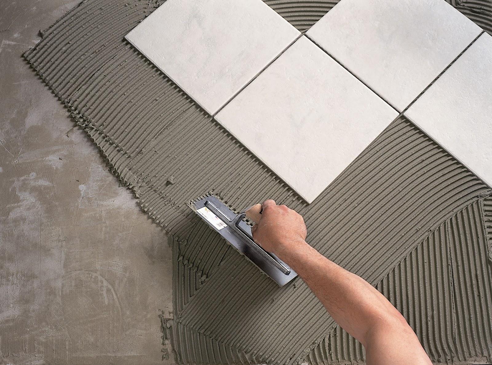Сравнение керамогранита с керамической плиткой