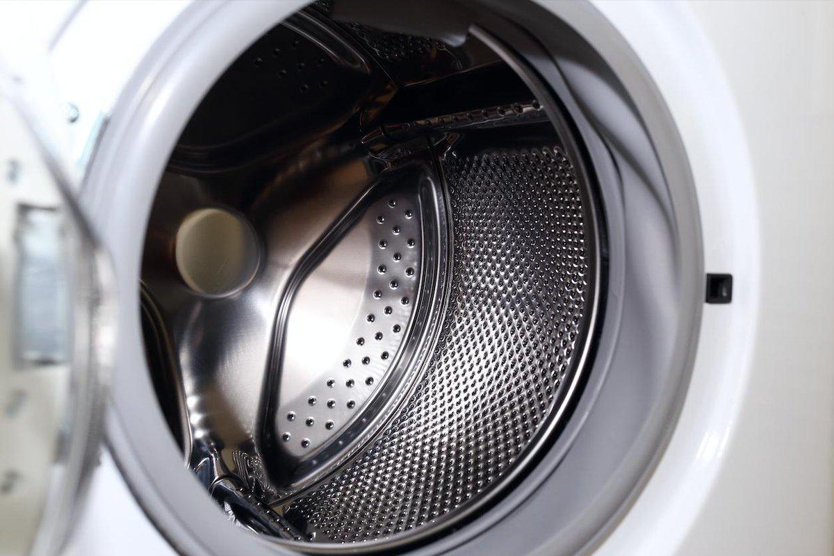 Как почистить стиральную машинку от накипи лимонной кислотой? чем в домашних условиях отмыть машину-автомат