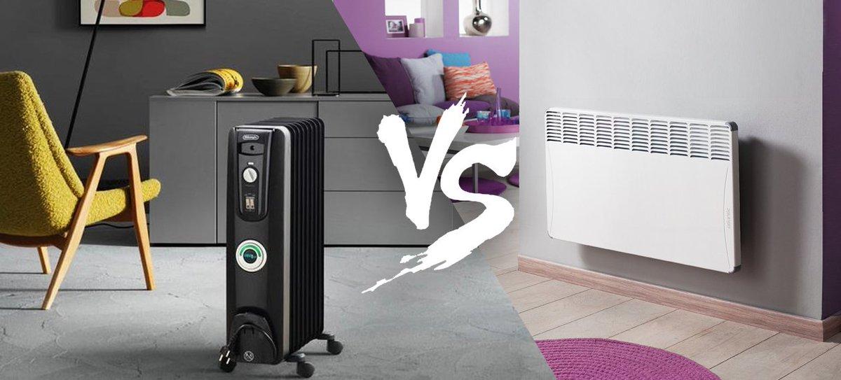 Сравнение конвекторов и масляных обогревателей: что лучше выбрать