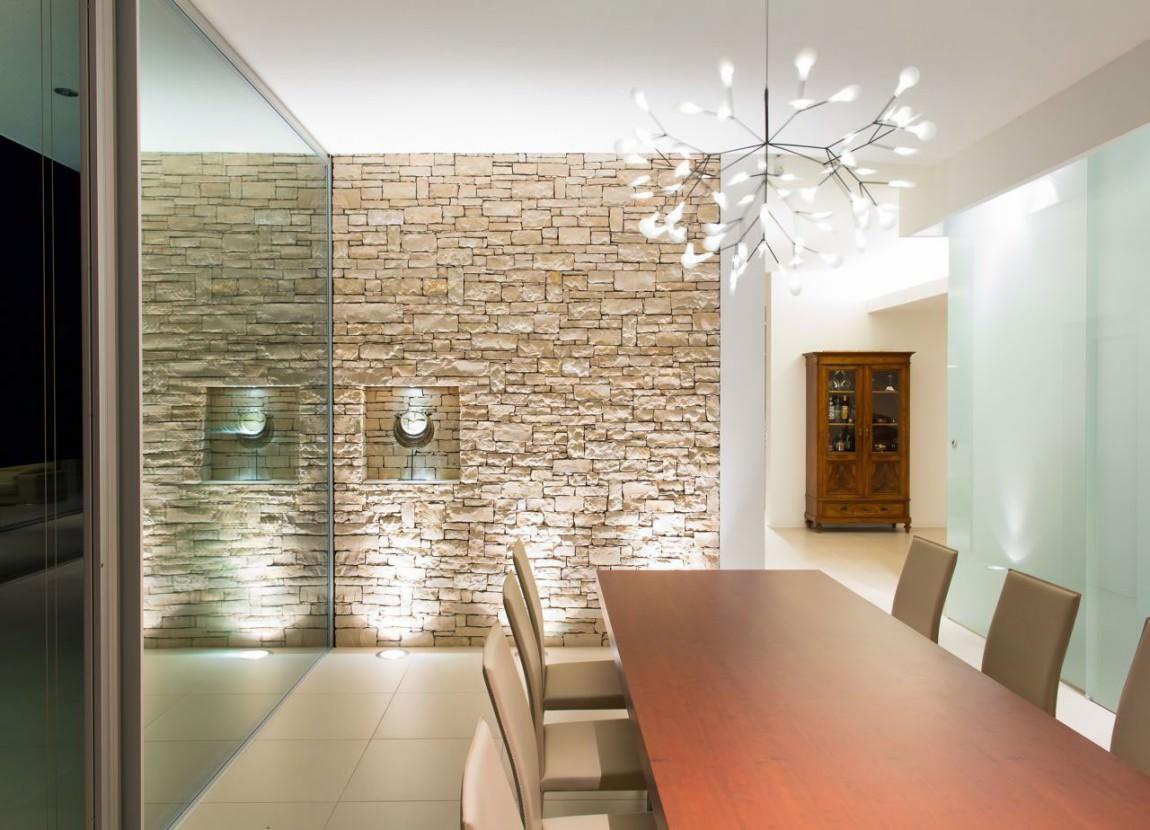 Отделка стен камнем — лучшие решения и реальные примеры оформления стен. 120 фото самых красивых идей этого сезона