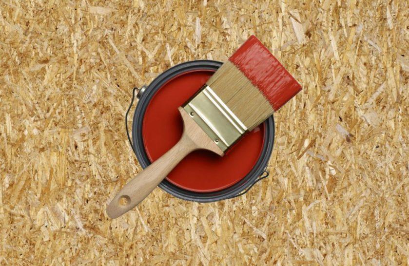 Какой материал подойдет для покраски осб плит на фасаде