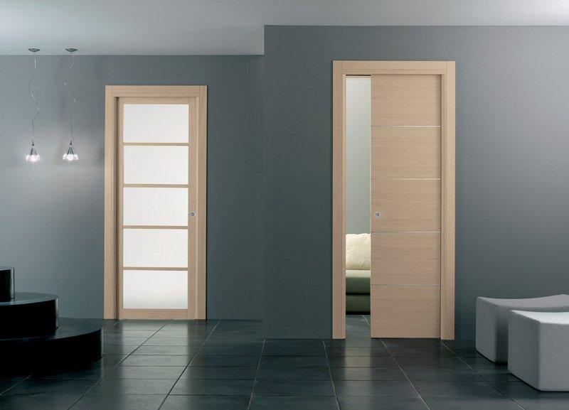 Двери межкомнатные — продолжение стены или элемент интерьера