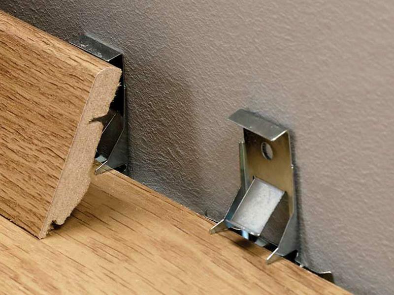Установка потолочного плинтуса: расчет материалов