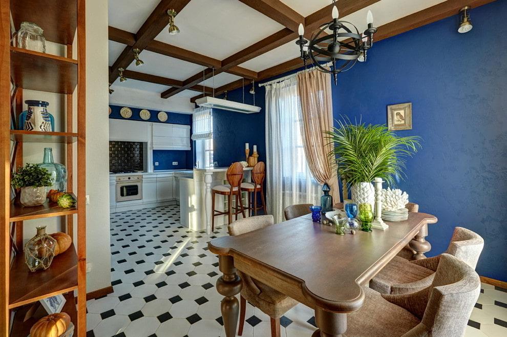 Стили интерьера: средиземноморский стиль в интерьере домов и квартир (фото)