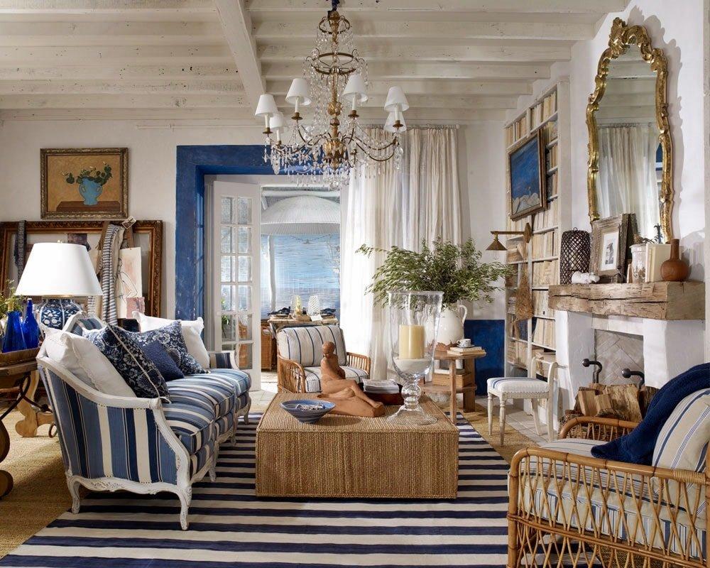 Средиземноморский стиль интерьера. итальянский стиль в интерьере