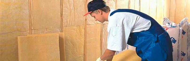 Как и чем утеплить стену в квартире изнутри своими руками