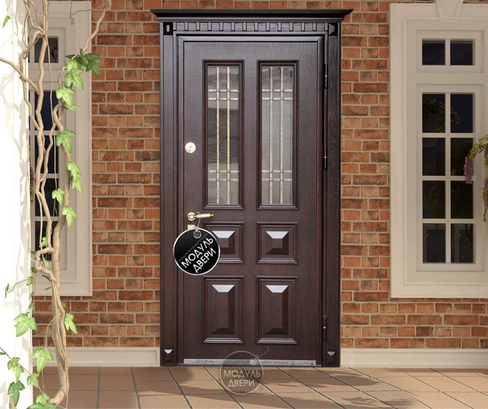 Как выбрать входную дверь в квартиру или частный дом?