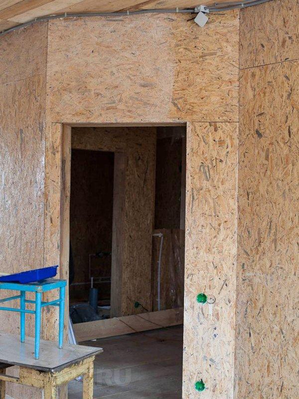 Чем покрыть осб плиту на улице и внутри помещения