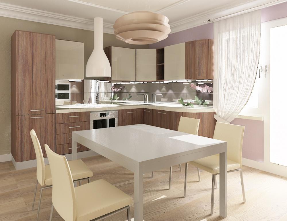 Современные кухни: 105 фото оригинальных и стильных решений оформления кухни