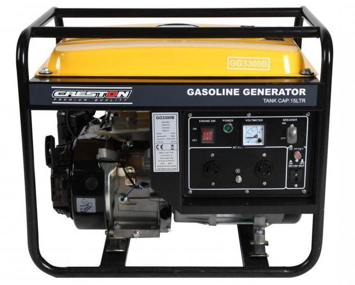 Как выбрать генератор для дачи: бензиновый агрегат против дизельного
