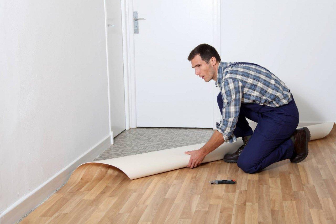 Как выбрать линолеум для квартиры по качеству, видео инструкция