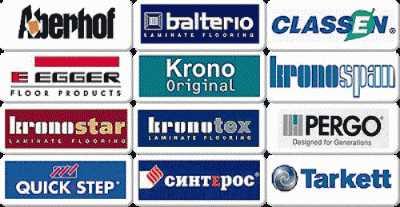 Лучшие производители ламината – рейтинг марок по качеству
