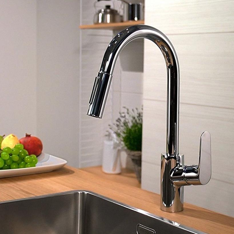 Какой смеситель для кухни лучше выбрать: виды дизайна, какие бывают, самые надежные