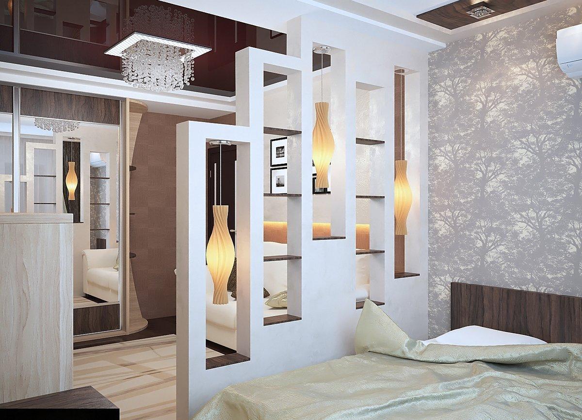 Стиль хайтек в интерьере квартиры: дизайн ремонта для однушки и студии, фото
