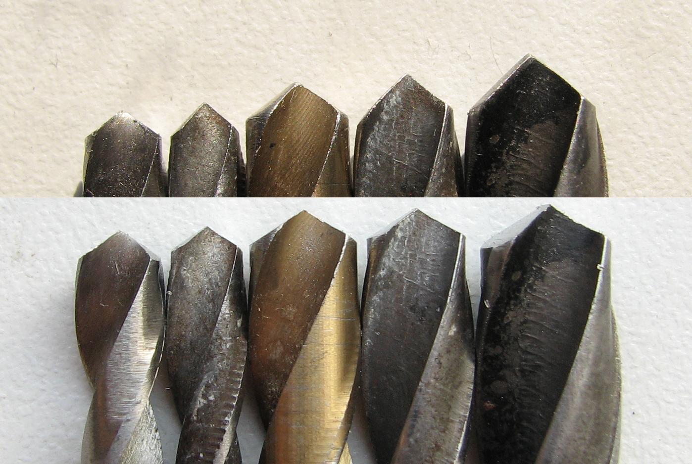 Как заточить сверло по металлу в домашних условиях