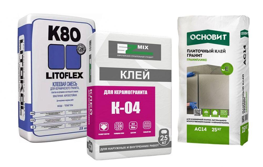 Клей для керамогранита (керамогранитной плитки) - plitonit.ru