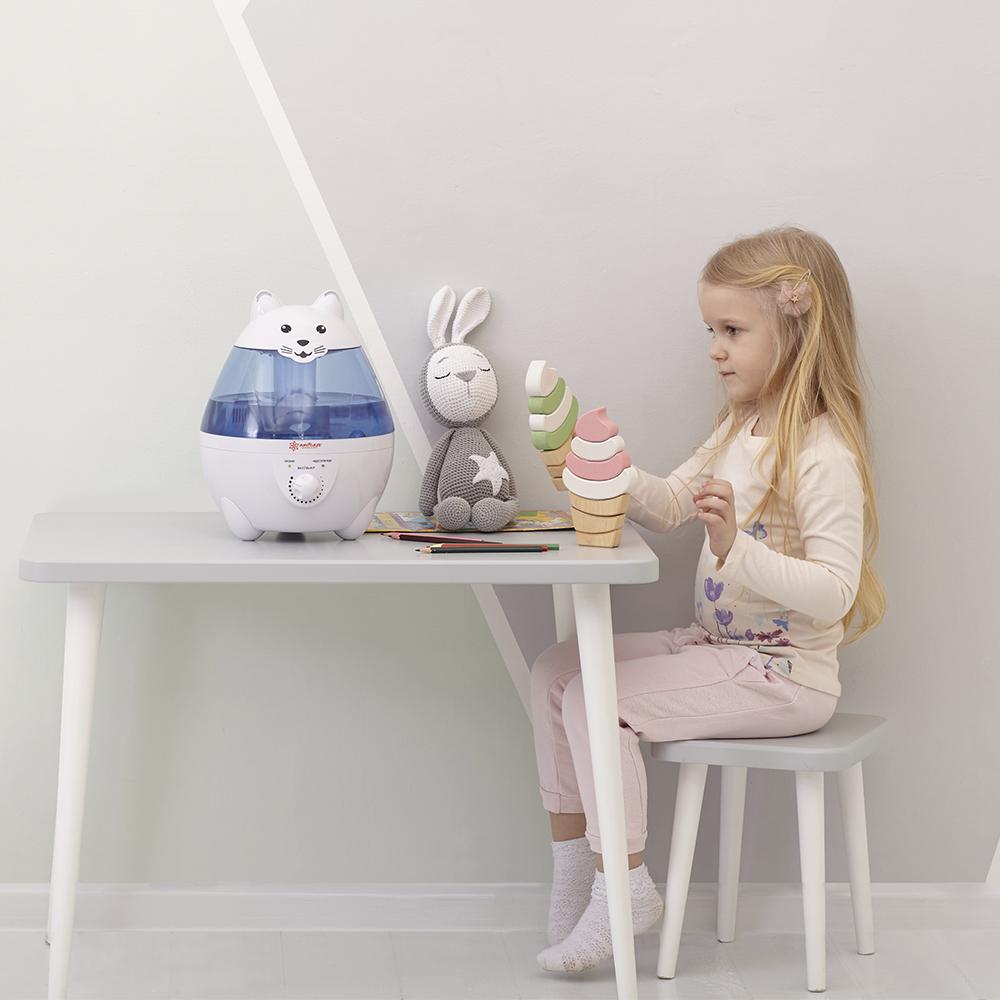 Какой увлажнитель воздуха лучше для ребенка: отзывы