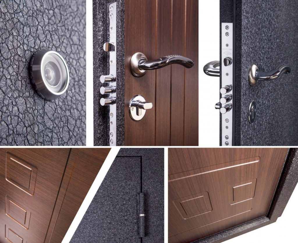 Как выбрать входную дверь в квартиру и частный дом – советы профессионала