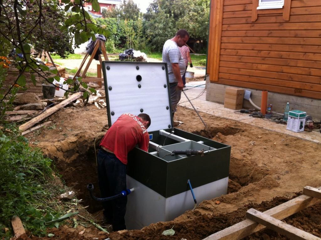 Как выбрать автономную канализацию для частного дома - подробная инструкция