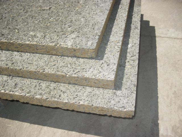 Характеристики цементно-стружечной плиты