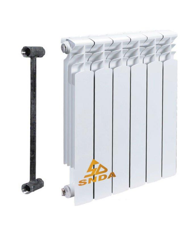 Какие радиаторы отопления лучше выбрать — алюминиевые или биметаллические