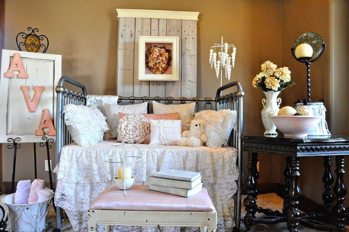 Спальня в стиле шебби шик – фото и рекомендации!