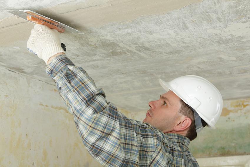 Шпаклевка потолка своими руками - практические советы и рекомендации