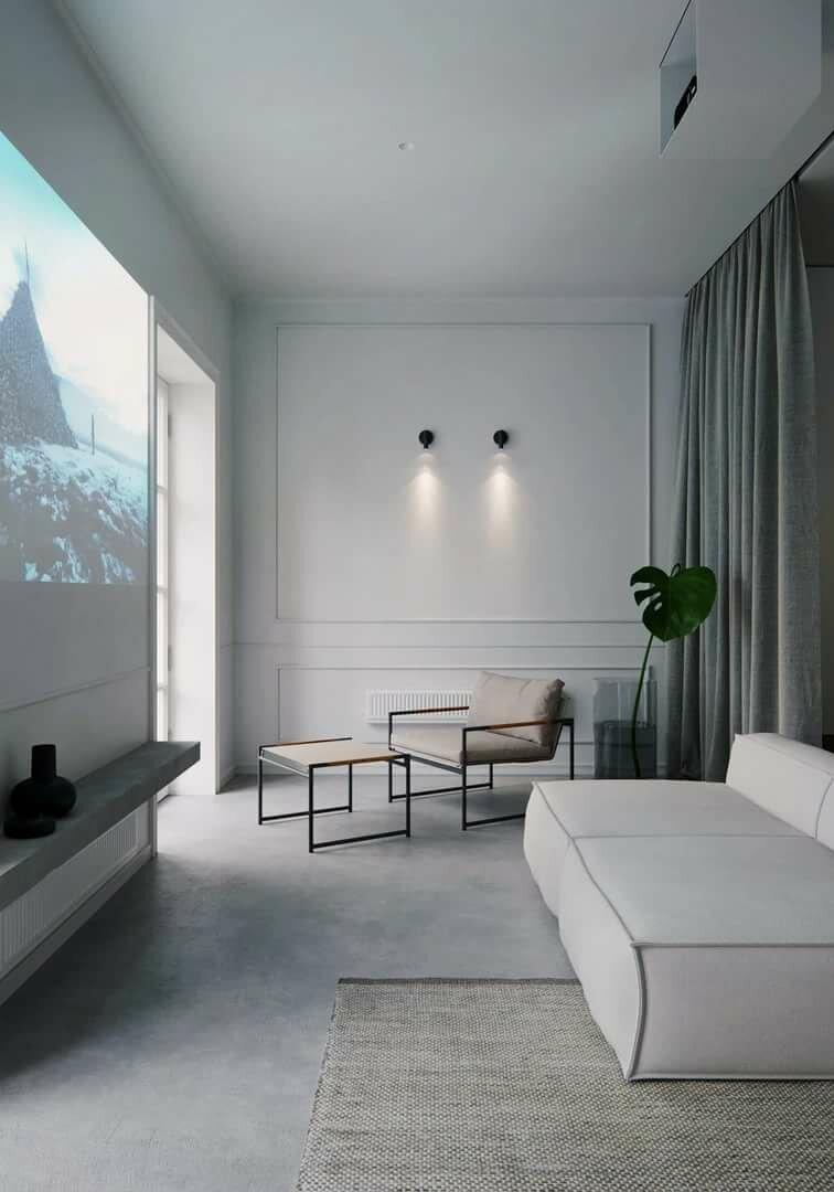Французский интерьер в стиле минимализм или как я нашла свое видение по столь неоднозначной тематике