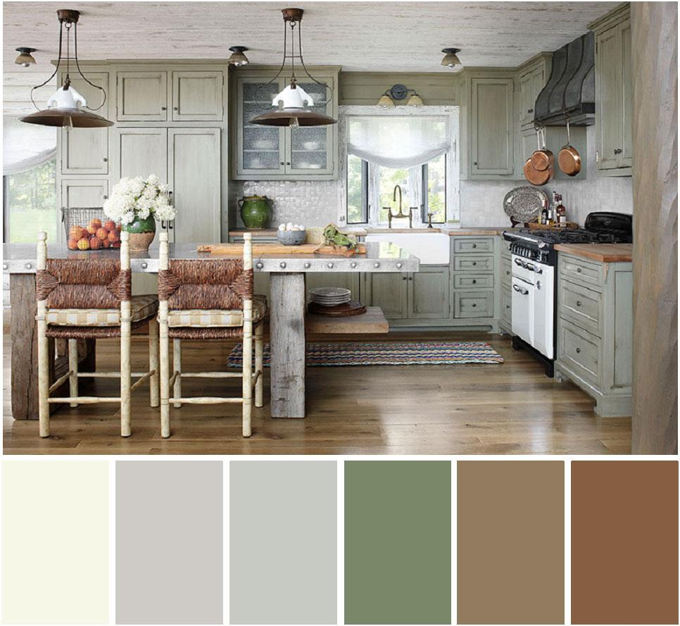 Как выбрать цвет кухни: 145 фото идей выбора основного цвета для кухни