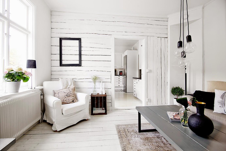 Скандинавский стиль в интерьере – минимализм и практичность