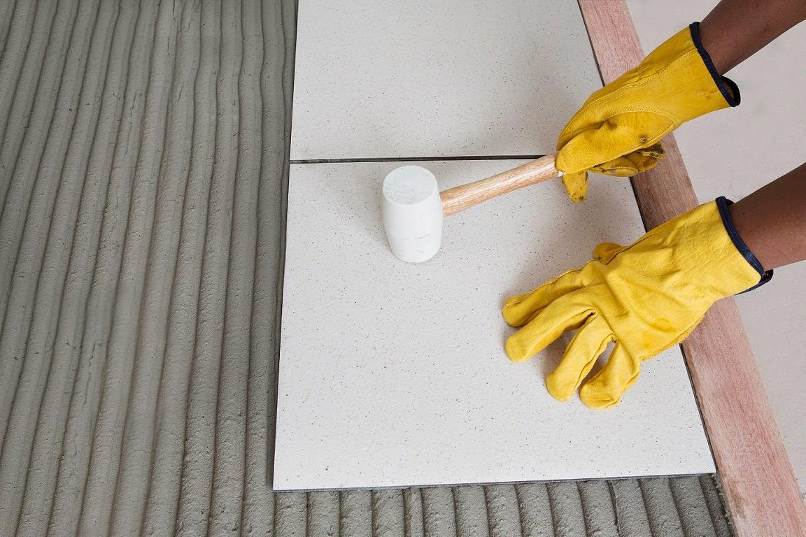 Как выбрать наилучший клей для плитки